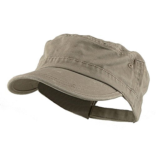 Army Cap Khaki - 4
