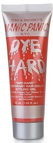 Manic Panic - Temporary Hair Colour Styling Gel - Dye Hard Vampire Red 50ml by Manic Panic