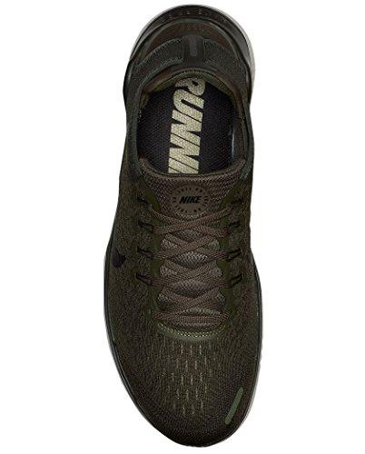 2018 Free Khaki Nike sequoia Uomo 942836 Rn 300 Cargo Black E1ABq7xZw