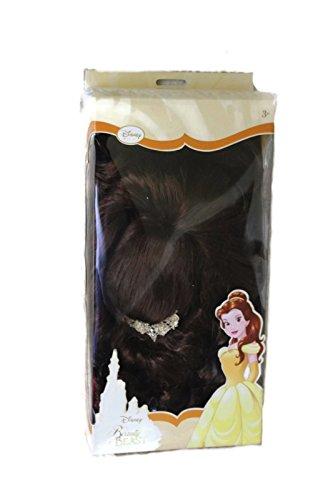 [Disney Store Belle Costume Wig for Kids] (Belle Wigs)