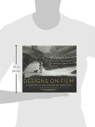 Designs on Film: A Century of Hollywood Art Direction by It Books (Image #3)