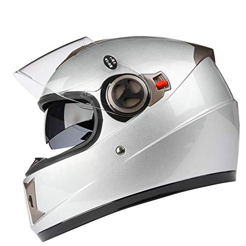 Helmet Off-road Electric Motorcycle Helmet Men And Women Full-cover Four...