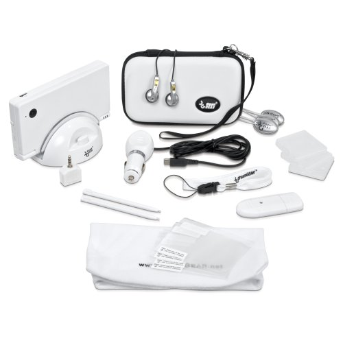 DSi -18-In-1 Starter Kit - White -