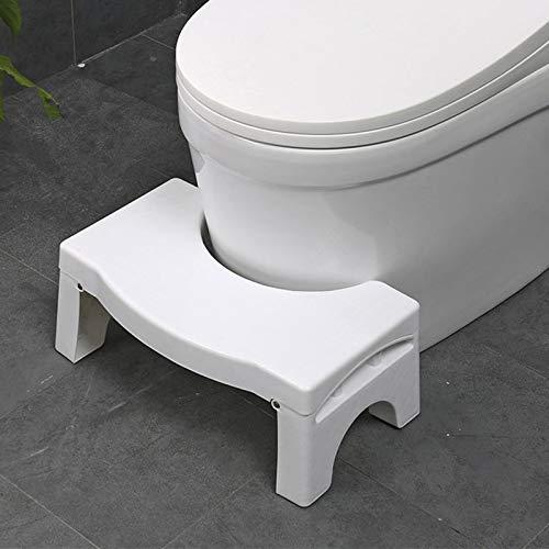 Yapott Multi-Function Folding Toilet Stool Bathroom Potty Toilet Squat Proper Posture