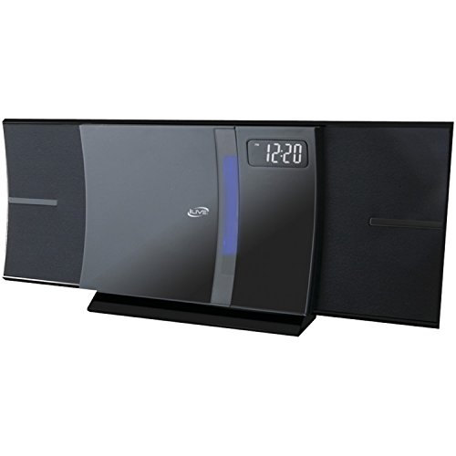 iLive iHB603B Wireless Bluetooth Speaker System with CD Play