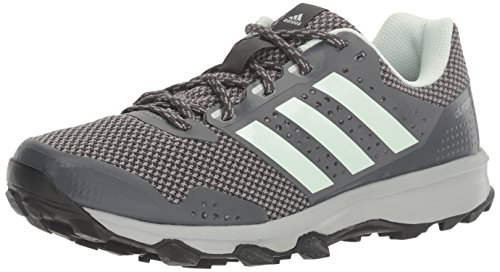 Running 7 adidas Duramo Grey Grey Performance W Trail Dark Mint Ice Women's Shoe Heather ZppqYrf1