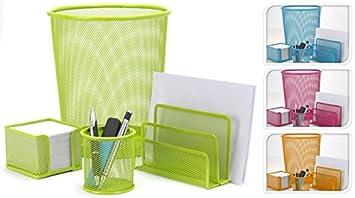 Schreibtisch set orange bestseller shop f r m bel und for Schreibtisch utensilo