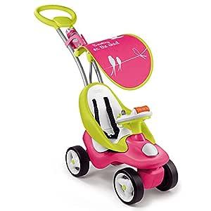 Smoby - Correpasillos Bubble Go para niña, Color Rosa (720102 ...