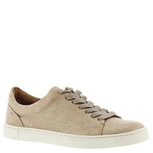 M Toe Gold FRYE Ivy Lace 9 Women's Low Gold Shoes Round 5 wq1P6qTZx