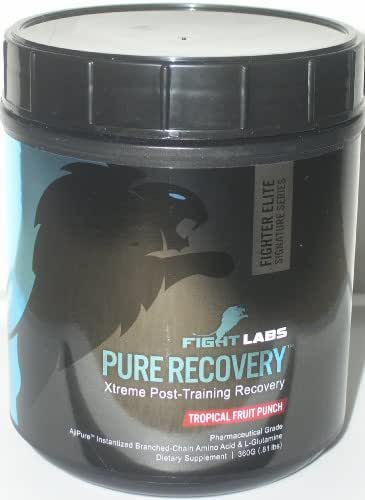 PURE RECOVERY with AjiPureTM Instantized Branched-Chain Amino Acid & L-Glutamine