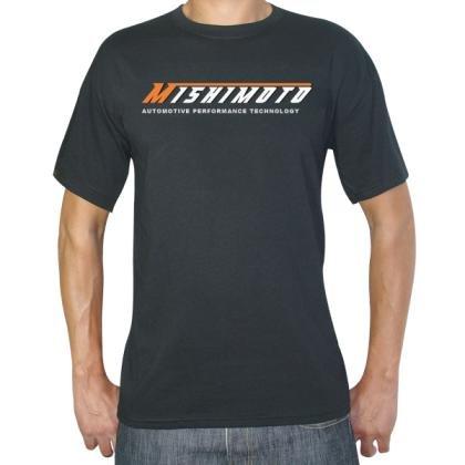 Mishimoto Signature Logo T-Shirt (Black, XXX-Large)