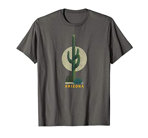 Arizona T-Shirt - Saguaro Cactus T-Shirt ()