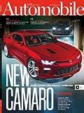 Automobile Magazine July 2015 - New Camaro - Panoz Vs. Nissan