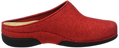 Pantofole Rosso rosso Berkemann Donna 958 Lauren 01553 wqYY7tX