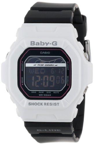 Casio Women's BLX5600-1B Baby-G Shock Resistant Digital Sport Watch