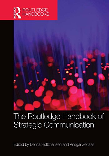 Download The Routledge Handbook of Strategic Communication Pdf
