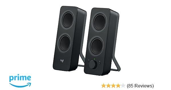 Amazon.com  Logitech Z207 2.0 Multi Device Stereo Speaker (Black)  Computers    Accessories db42a3e748f9a