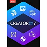 Software : Creator NXT 7 Pro - Complete CD/DVD Burning and Creativity Suite for PC [PC Download]