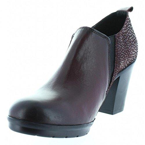 Zapatos de tacón de Mujer CUMBIA 30339 BURDEOS