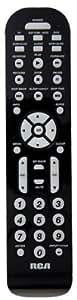RCA 6 Device Universal Remote Control (RCR6473Z)