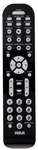 RCA 6 Device Universal Remote Control
