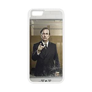 """GTROCG Better Call Saul Phone Case For iPhone 6 Plus (5.5"""") [Pattern-1]"""