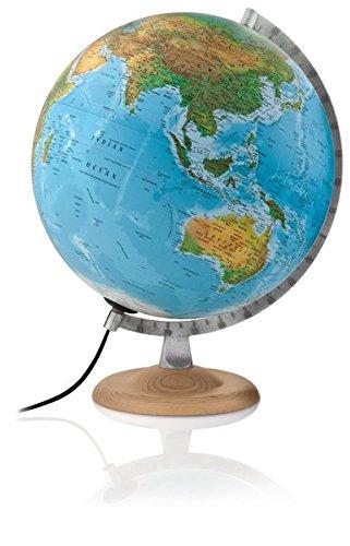 B4 Silver  Atmosphere B4 Silver  Klassischer Globus