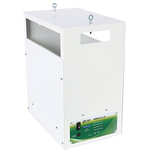 Titan Controls  8-Burner Carbon Dioxide (CO2) Generator, Liquid Propane, 120V - Ares 8
