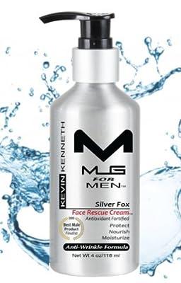 Anti-wrinkle Cream for Men w/ Matrixyl 3000 by Mug For Men Skin Care | Anti Wrinkle Face Cream for Men | Best Anti Wrinkle Cream | Anti aging Cream for Men | Natural Skin Care for Men | Hemp Skin Care