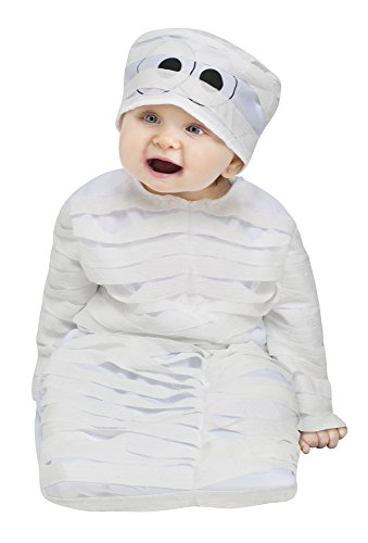 Baby Mummy Bunting Halloween Costume Size Up to 9 Months -