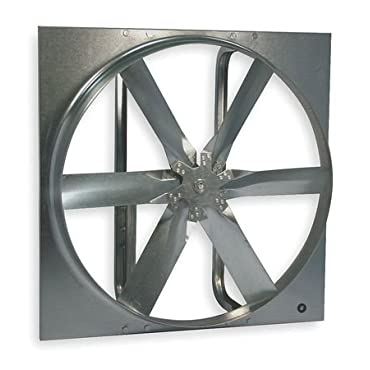 Dayton Exhaust Fan, 33.00 x 58.00 (1WDC4)