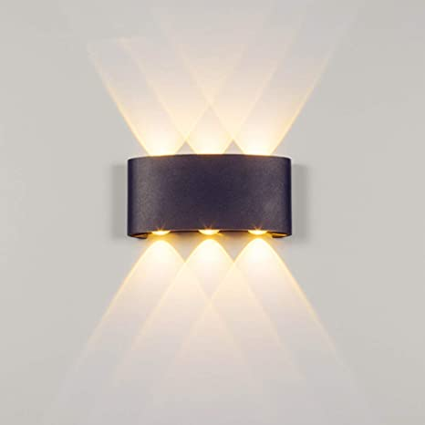 bright indoor wall lights bright modern ccsun wall sconce ip65 waterproof light led bright lamps up and down