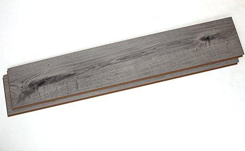 Floating Vinyl Plank flooring Cork - Barn Wood Forna 10.5 mm PVC Phthalates Free 16.28 sq.ft/box