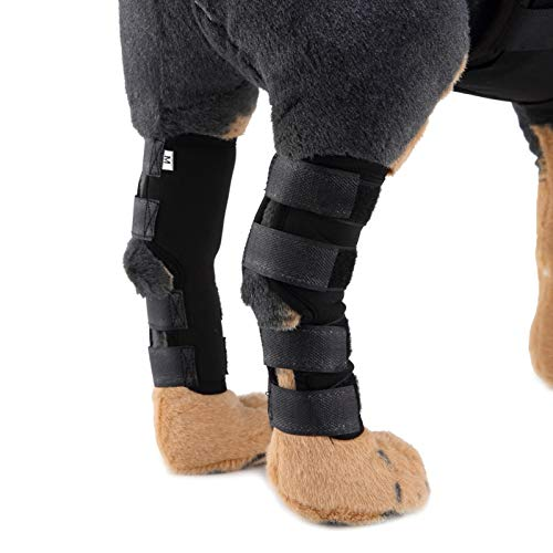 Dog Accessories - Pet Dog Cat Knee Joint Leg Protector Calf Brace Support - Army House Disney Large Shoes Gold Collar Female Pack Dogs Shepard American Nail Backpack Hair Yorkies -