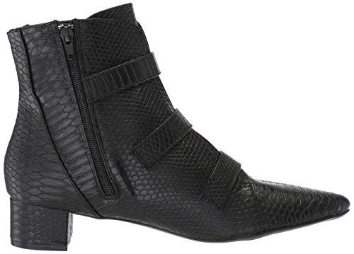 Johnson Ankle Betsey Black Boot Women's Jonaa d86wqz0