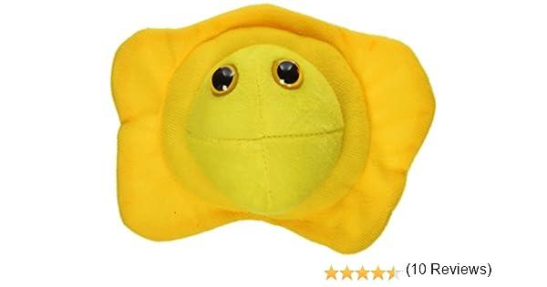 Giantmicrobes - Peluche Microbio gigante - Versión llavero Key Ring Herpes (Herpes Simplex Virus): Amazon.es: Juguetes y juegos