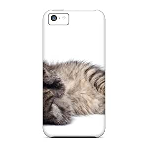KMd3972PWzY Playing Cat Awesome High Quality Iphone 5c Cases Skin