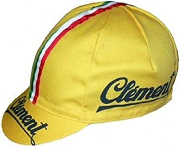 Apis Gorra Ciclismo Team Vintage Clement Cycling Cap Hot by Pro ...