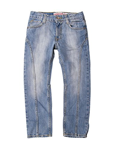 Carrera Jeans Pantalón Jeans Bambino 12 Oz Azul Claro