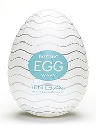 TENGA Easy Beat EGG Mens Portable Pleasu...
