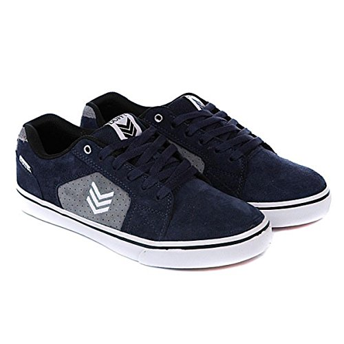 Vox Skate Shoes Duffy Navy Grey White 3mIWHW