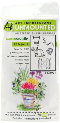 Art Impressions 4271 Watercolor Project product image