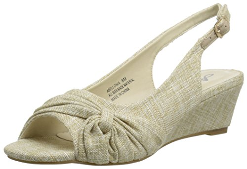 Natural abellonia Shoes Alpargata Annie Women 's Cuña Sandalia 0zBvxq