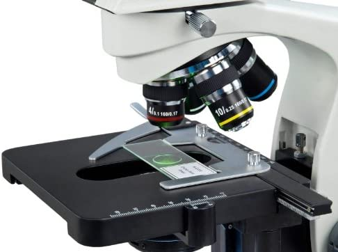 OMAX 40X-2000X Trinocular Phase Contrast Compound Microscope with Turret Phase Contrast Kit and 9.0MP USB Camera