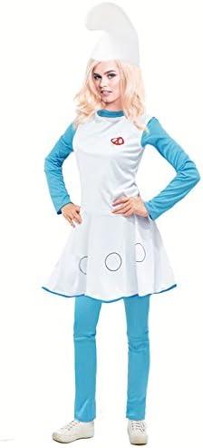 Disfraz Duende Azul para Mujer(M) 20355: Amazon.es: Juguetes y juegos