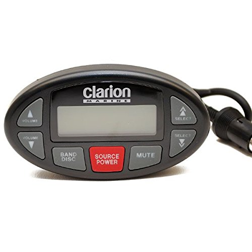 Amazon.com : Clarion Boat Stereo Remote M301RC   Four Winns Wired ...