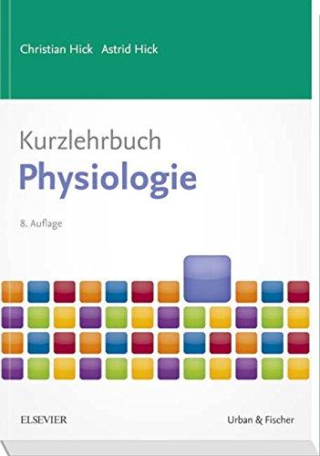Kurzlehrbuch Physiologie (Kurzlehrbücher)
