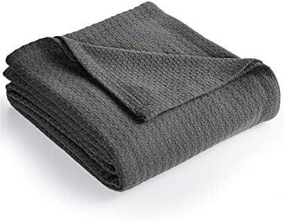 Nueva Lauren by Ralph Lauren clásico manta de algodón Reina cama 90