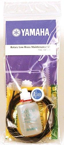 Yamaha Low Brass Rotary Valve Maintenance -