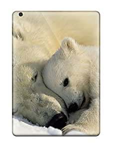 VppgxBB2091eCufN Case Cover Polarbears Ipad Air Protective Case